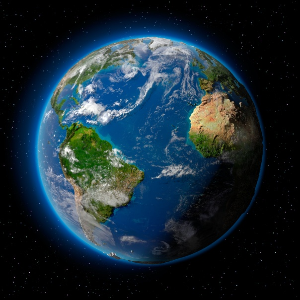an analysis and geography of the planet earth